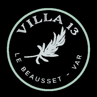 logo villa 13 quadri